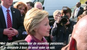 Elections primaires à New York, Clinton et Trump grands favoris