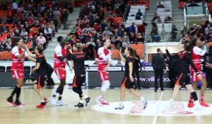 Les Coulisses de la Coupe de France : Bourges Basket - ESB Villeneuve d'Ascq