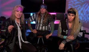 Steel Panther Talk 5SOS: 'They're Really Cool Guys'
