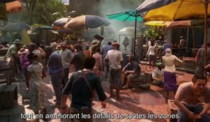 Uncharted 4 : A Thief's End - Making of #3
