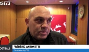 "Antonetti : ""Cruyff ? Un grand homme du football"""