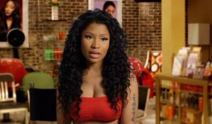 Pop Icon And Sexy Rapper Nicki Minaj Joins 'Barbershop: The Next Cut'