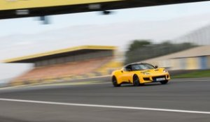 Supertest Lotus Evora 400 2016