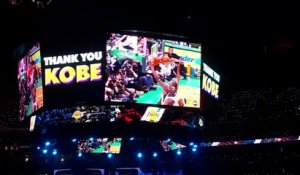 Kobe Bryant : l'hommage des Clippers
