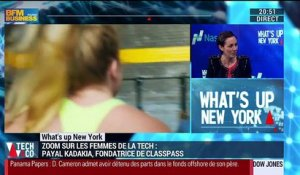 What's Up New York: Focus sur Payal Kadakia et Claudia Iannazzo - 07/04