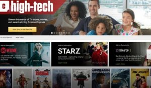 Avec Prime Video, Amazon attaque Netflix sur son terrain