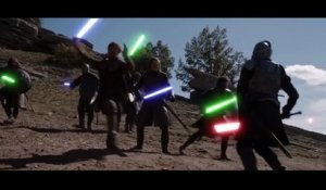 Jedi Battle (Game of Thrones + Star Wars)