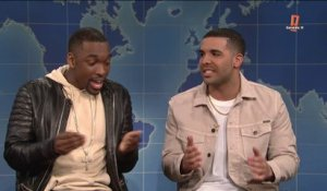 Réunion entre Jay Z, 50 cent, Nicki Minaj et Drake ! - Saturday Night Live avec Drake, du 14/05