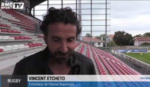 "Etcheto : ""On attend beaucoup de l'équipe de France"""