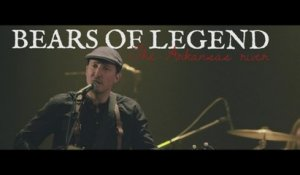 Bears of Legend - The Arkansas river - Live in Trois-Rivières (QC)