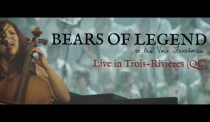 Bears of Legend - Ghostwritten Chronicles - Teaser - Live