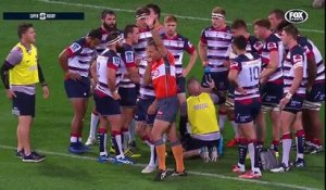 Les Rebels s'inclinent face aux Brumbies en Super Rugby