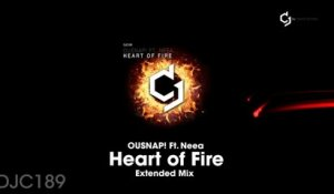 OUSNAP! Ft. Neea - Heart of Fire - Extended Mix