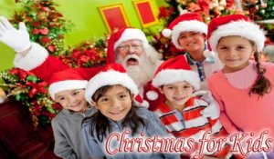 VA - CHRISTMAS SONGS FOR CHILDREN # Jingle Bells , Santa Claus is Coming//Christmas Music for kids