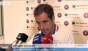 Gasquet : et maintenant place à Murray