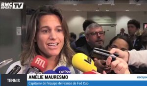 "Mauresmo : ""Gasquet a ses chances contre Murray"""