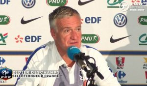 Equipe de France : Deschamps et l'interrogation Lassana Diarra