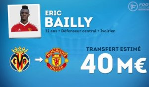 Officiel : Eric Bailly débarque à Manchester United !