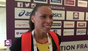 Cindy Billaud : « La saison continue ! »