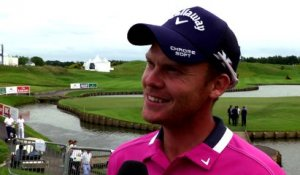 100e Open de France : l'Albatros vu par Danny Willett