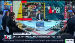 "La start-up française ""Molotov"" imagine la télévision du futur - 11/07"