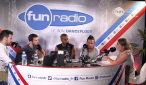Interview de Sunnery James et Ryan Marciano à l'EMF 2016
