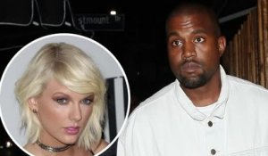 Taylor Swift aurait bien approuvé les paroles de Famous de Kanye West