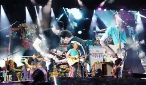 Coldplay et Michael J. Fox jouent Johnny B. Goode
