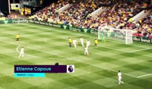 God save the goals : les plus beaux buts de la 2e journée de Premier League