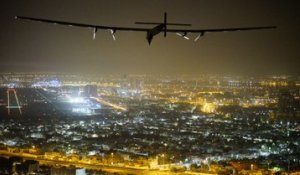 Le tour du monde de Solar Impulse 2, en sept étapes