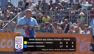 [Replay] Beach Volley Open Beach des Cotes d'Armor - Finale Homme