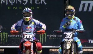 EMX125 Race 1 Best Moments Round of Switzerland 2016 - motocross