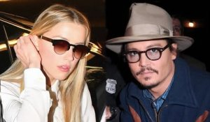 Amber Heard et Johnny Depp ont trouvé un accord