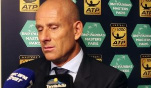 "ATP - BNPPM 2016 - Guy Forget : ""Nick Kyrgios a-t-il besoin d'un psy ?"""