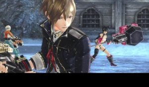 Trailer de lancement : God Eater 2 Rage Burst !