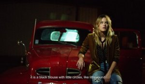Camille Rowe pour Mango : le making of