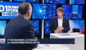 IT for Business: Focus sur la transformation du retail - 03/09