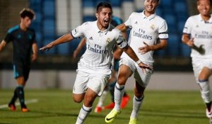 Un lob hallucinant d'un jeune talent du Real Madrid