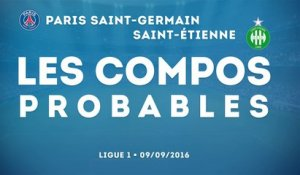PSG-ASSE : les compositions probables