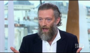 Interview et portrait de Vincent Cassel - Entrée libre