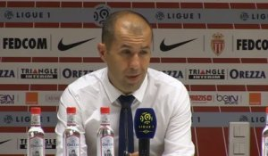 Foot - L1 - ASM : Jardim «Plus forts en seconde mi-temps»