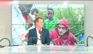 Eric Valmir interpelle Yannick Jadot : quelles actions de l'Europe face aux migrants ?