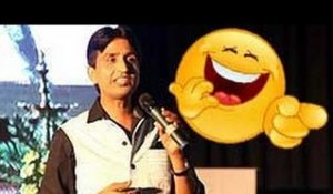When Kumar Vishwas takes a dig at a Pakistani !