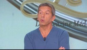 Le Tube : Michel Cymes parle de son burn-out