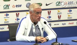 Equipe de France : Deschamps prend la défense de Pogba