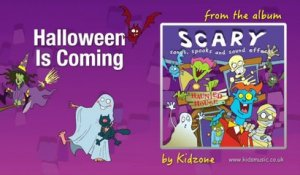 Kidzone - Halloween Is Coming