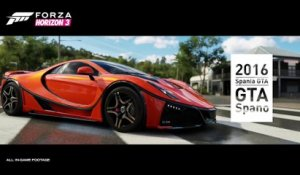 "Forza Horizon 3 : Sortie du DLC ""Smoking Tire Car Pack"""