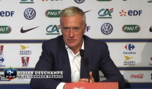 Equipe de France : Deschamps attend plus de Pogba