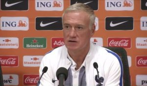 Foot - CM2018 - Bleus : Deschamps «Besoin de points»