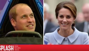 Famille royale : Kate au Pays-Bas, William en voiture